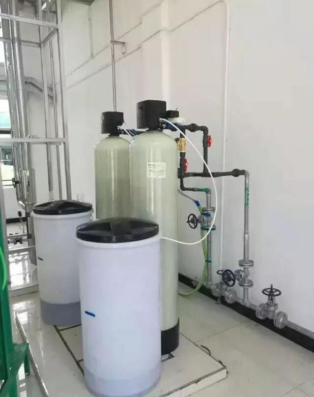 全自动软水器控制方式